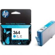 HP 364 Ink Cartridge - Cyan